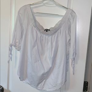 Charlotte Russe White blouse